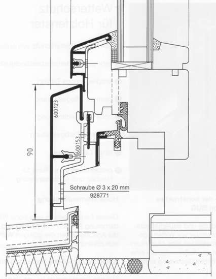 fenster holz aluminium test. Black Bedroom Furniture Sets. Home Design Ideas